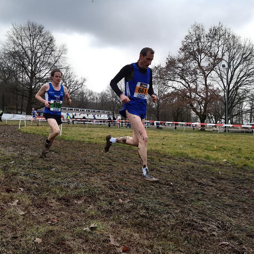 Fabian Dichans mit Startnummer 498 (Foto: Roman Rossman)